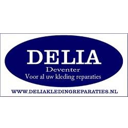 Delia Kledingreparaties